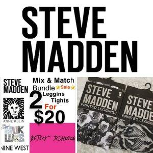 STEVE MADDEN PRINTED LEGGINS